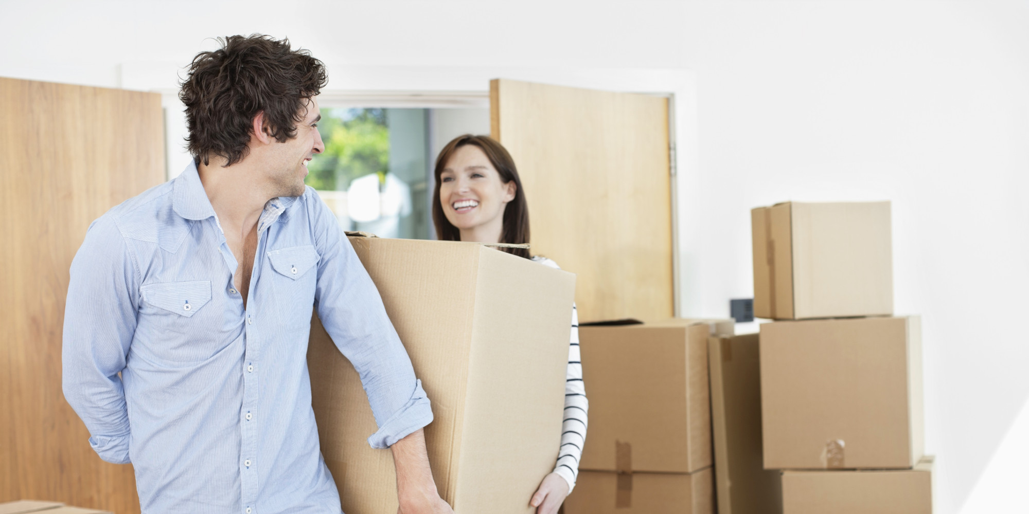 Moving Tips : Moving In to a Rental Property