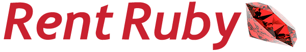 rent ruby logo