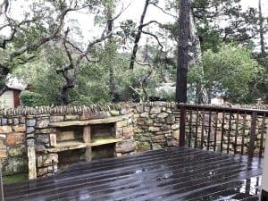 carmel ca vacation rentals with patio