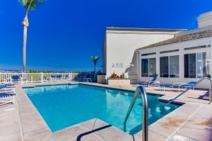 crown point rental with pool