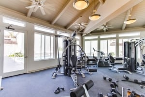 crown point rental with gym