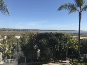 crown point vacation rental with view