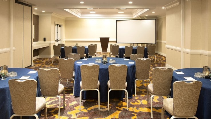 manchester grand hyatt event rental space